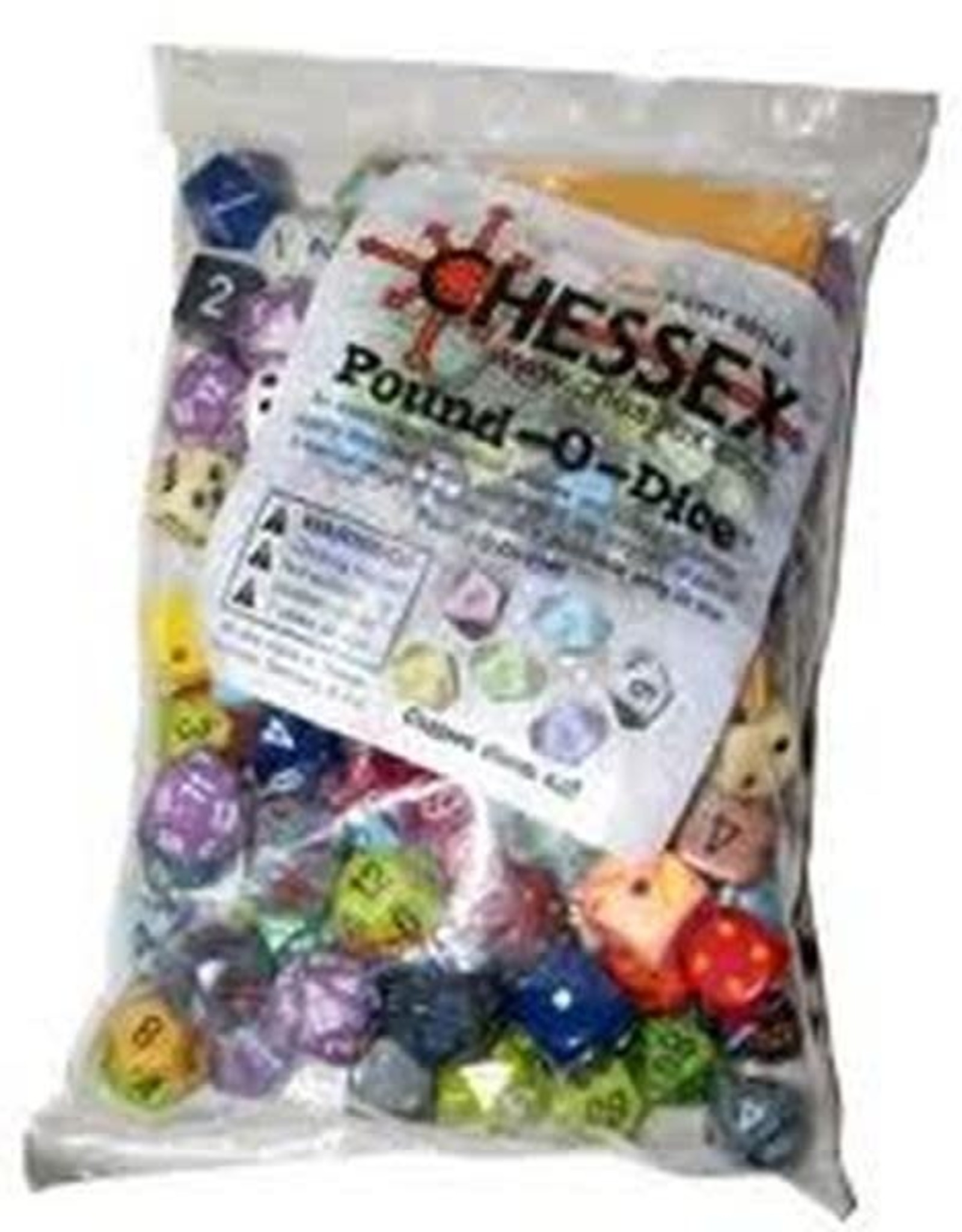 Chessex Pound O' Dice