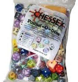 Chessex Pound O' Dice