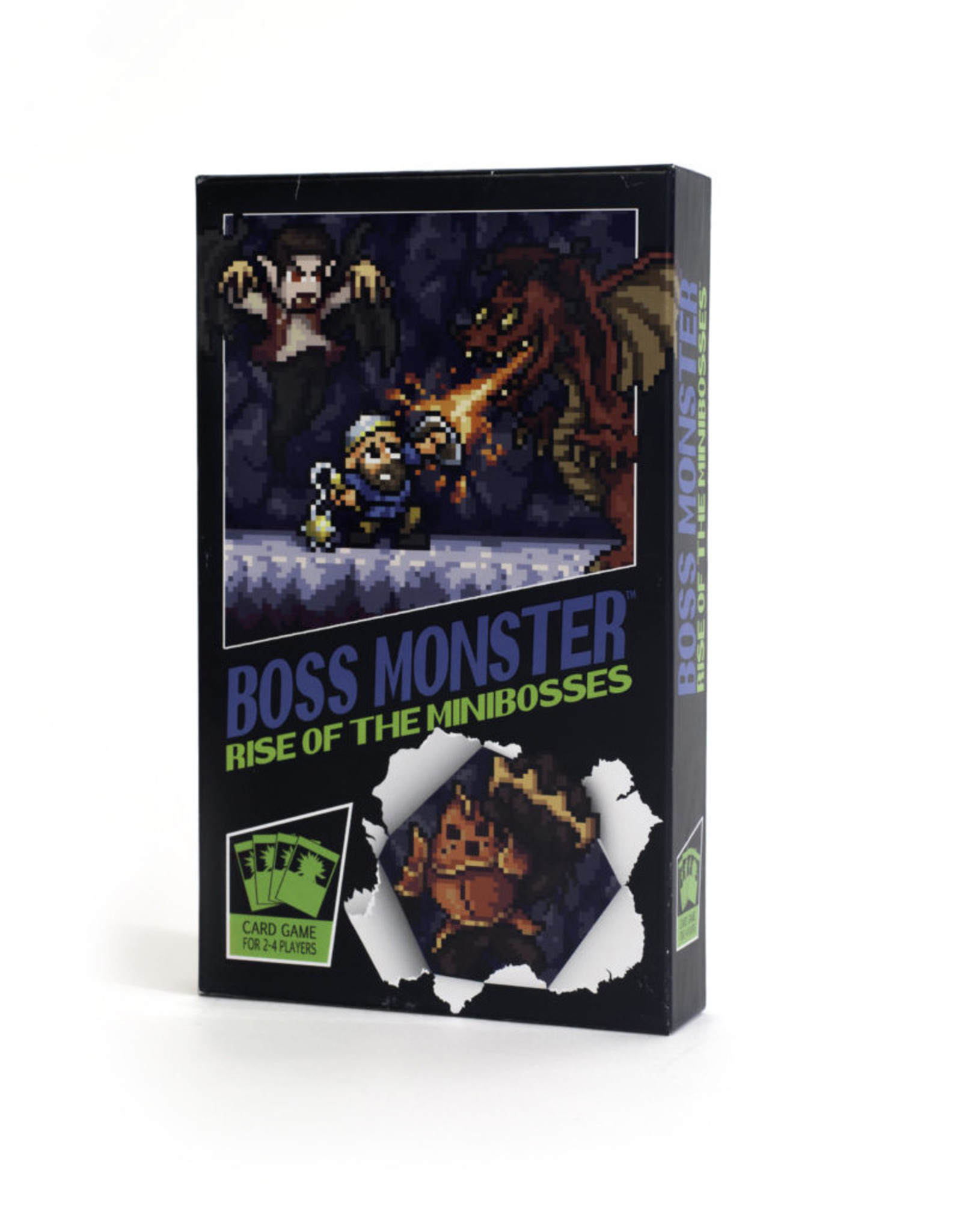 Brotherwise Games Boss Monster 3 Rise of the Mini Boss