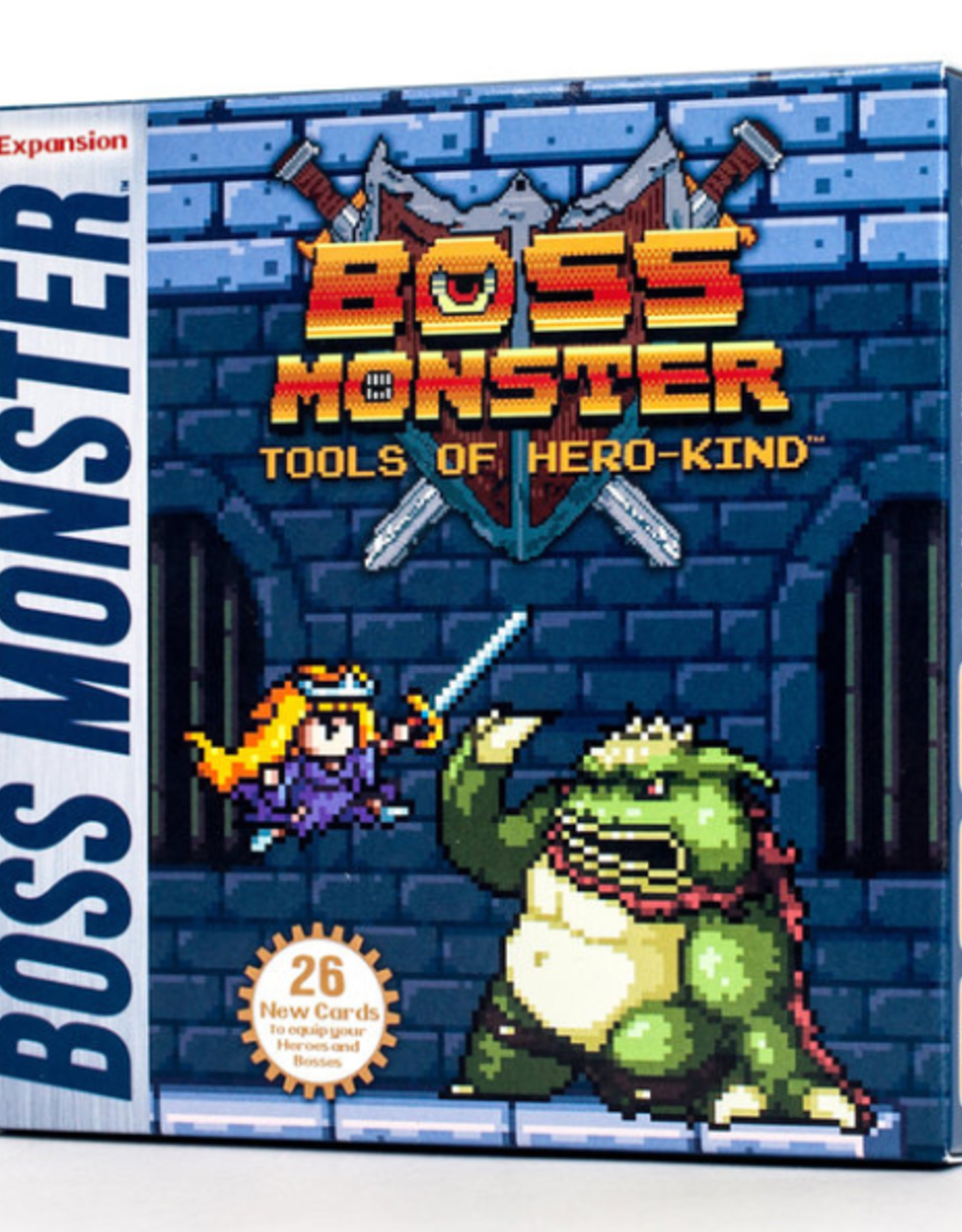 Brotherwise Games Boss Monster Tools of Hero Kind