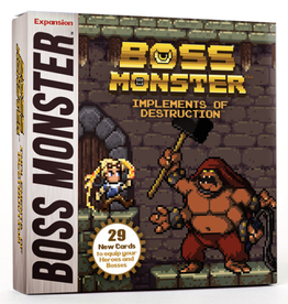 Brotherwise Games Boss Monster Implements of Destruction