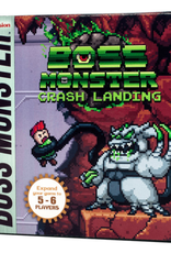 Brotherwise Games Boss Monster Crash Landing