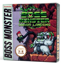 Brotherwise Games Boss Monster Crash Landing