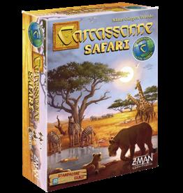 Z-Man Games Carcassonne Safari