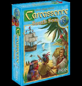 Z-Man Games Carcassonne South Seas