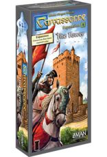 Z-Man Games Carcassonne Exp 4 The Tower