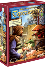 Z-Man Games Carcassonne Exp 2 Traders & Builders