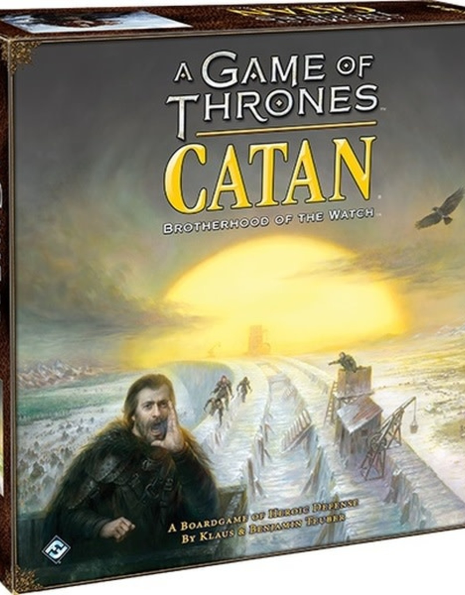 Catan Studio Catan Game of Thrones: Brotherhood of the Watch