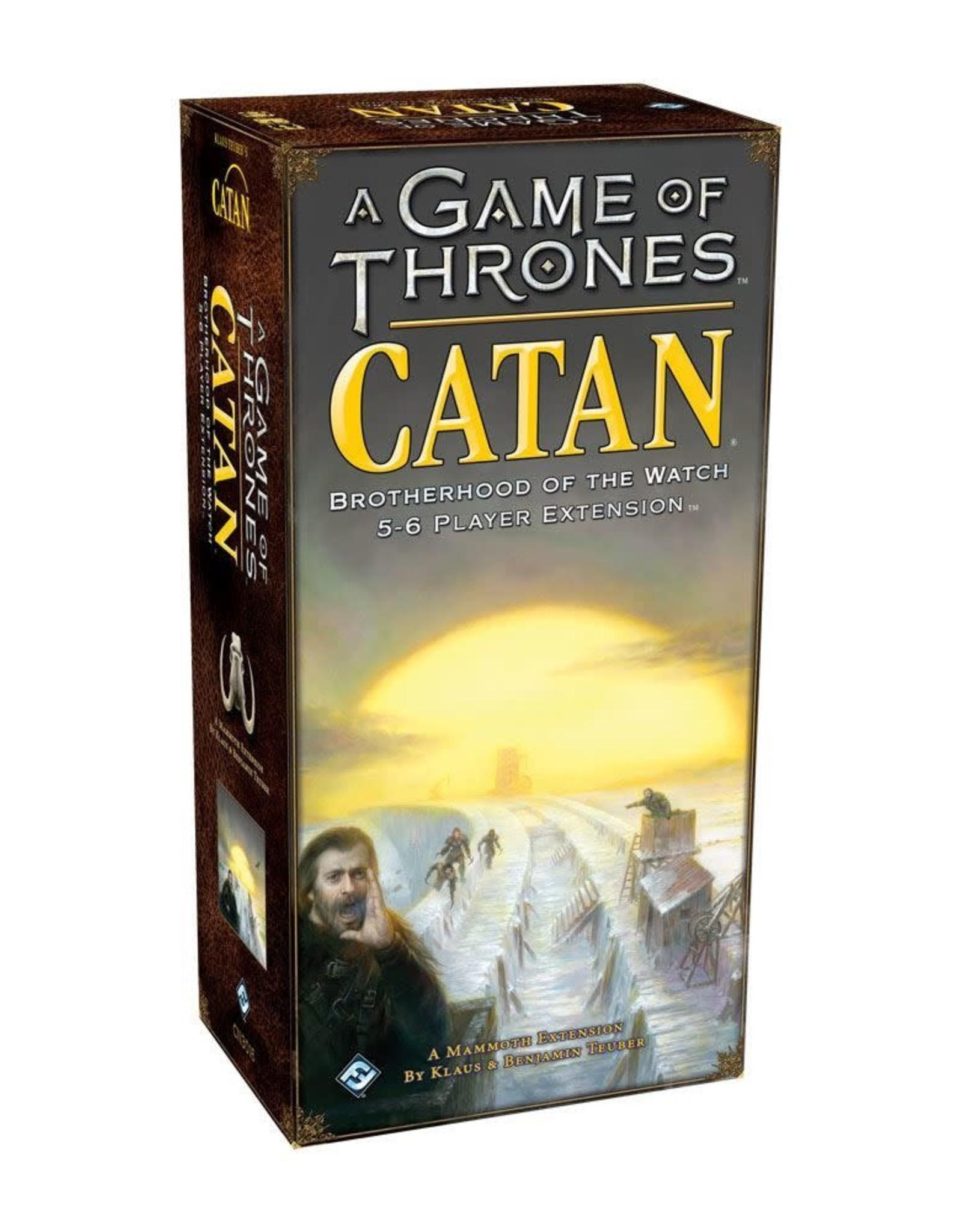 Catan Studio Catan A Game of Thrones Brotherhood Exp