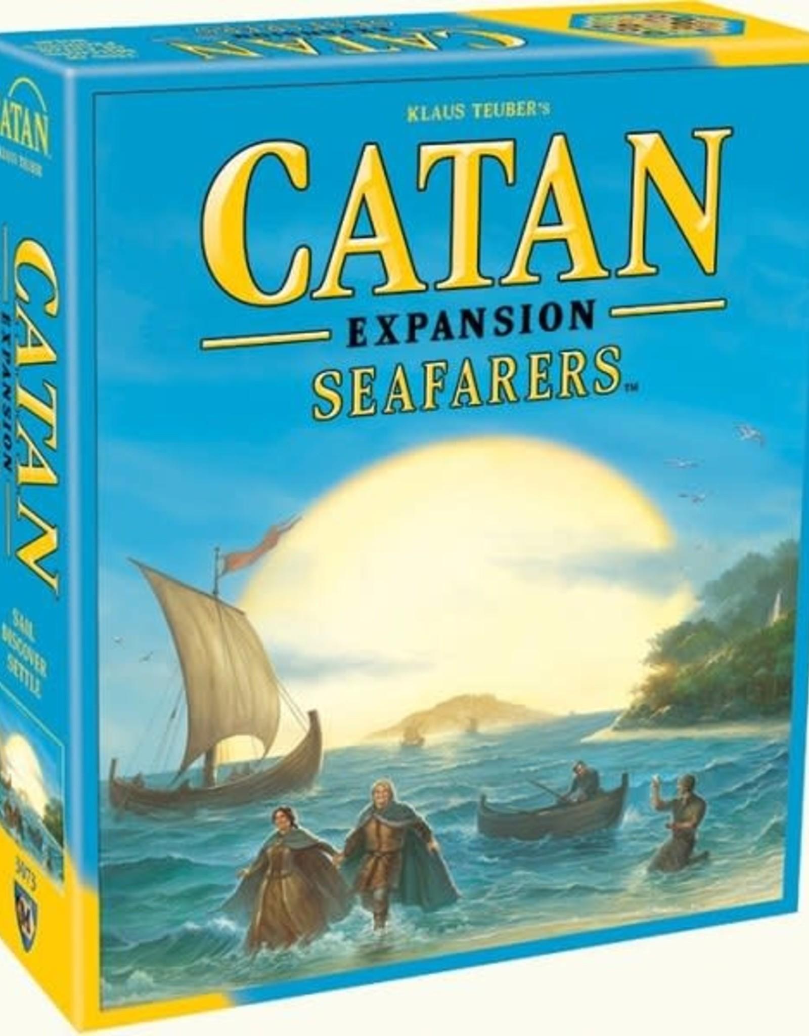 Catan Studio Catan Seafarers Expansion