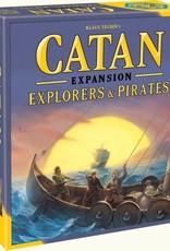 Catan Studio Catan Explorers & Pirates Expansion