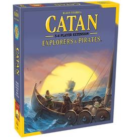 Catan Studio Catan Explorers & Pirates 5-6 Player Extension