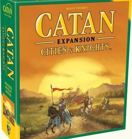 Catan Studio Catan Cities and Knights Expansion