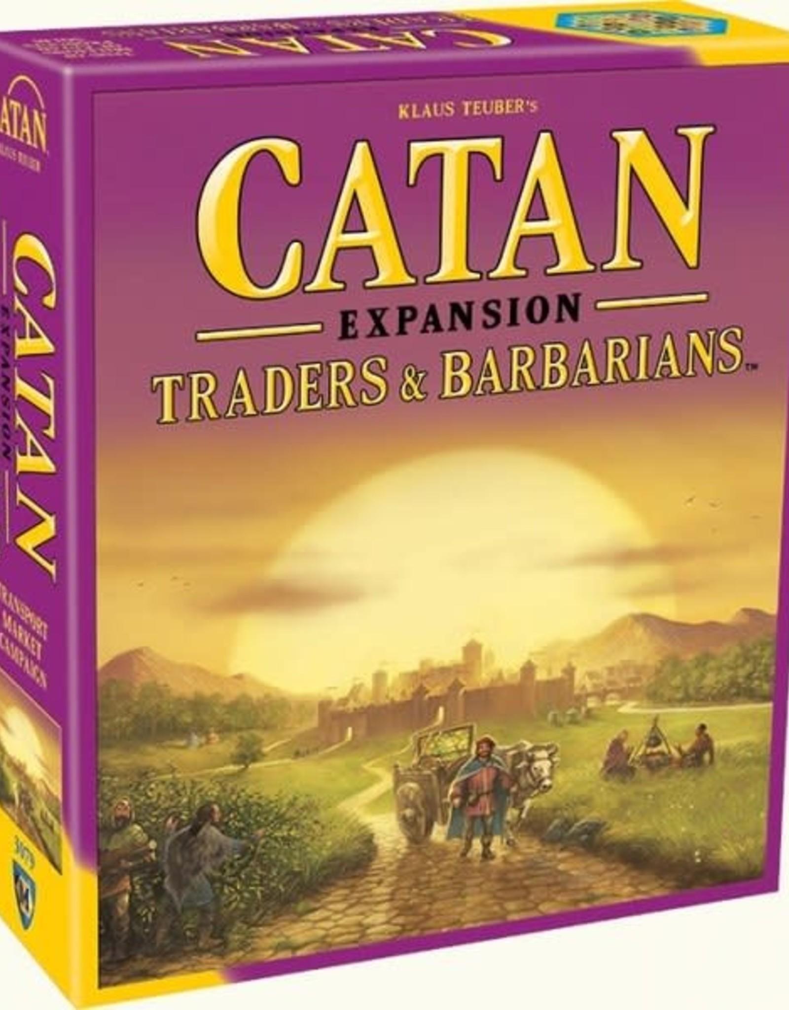 Catan Studio Catan Traders and Barbarians Expansion