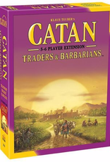 Catan Studio Catan Traders and Barbarian 5-6 Player Extenstion
