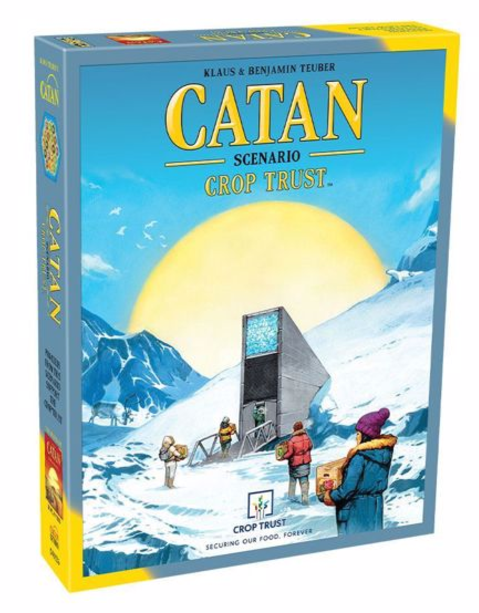 Catan Studio Catan Crop Trust Scenario