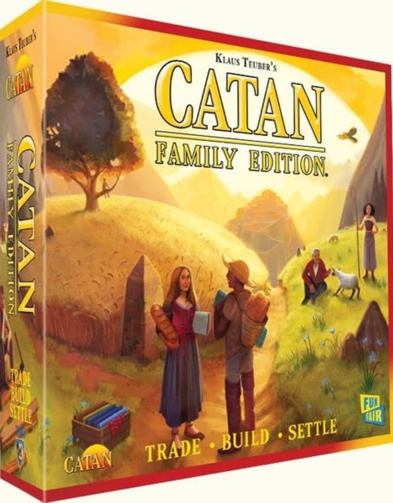 Catan Studio Catan Family Edition