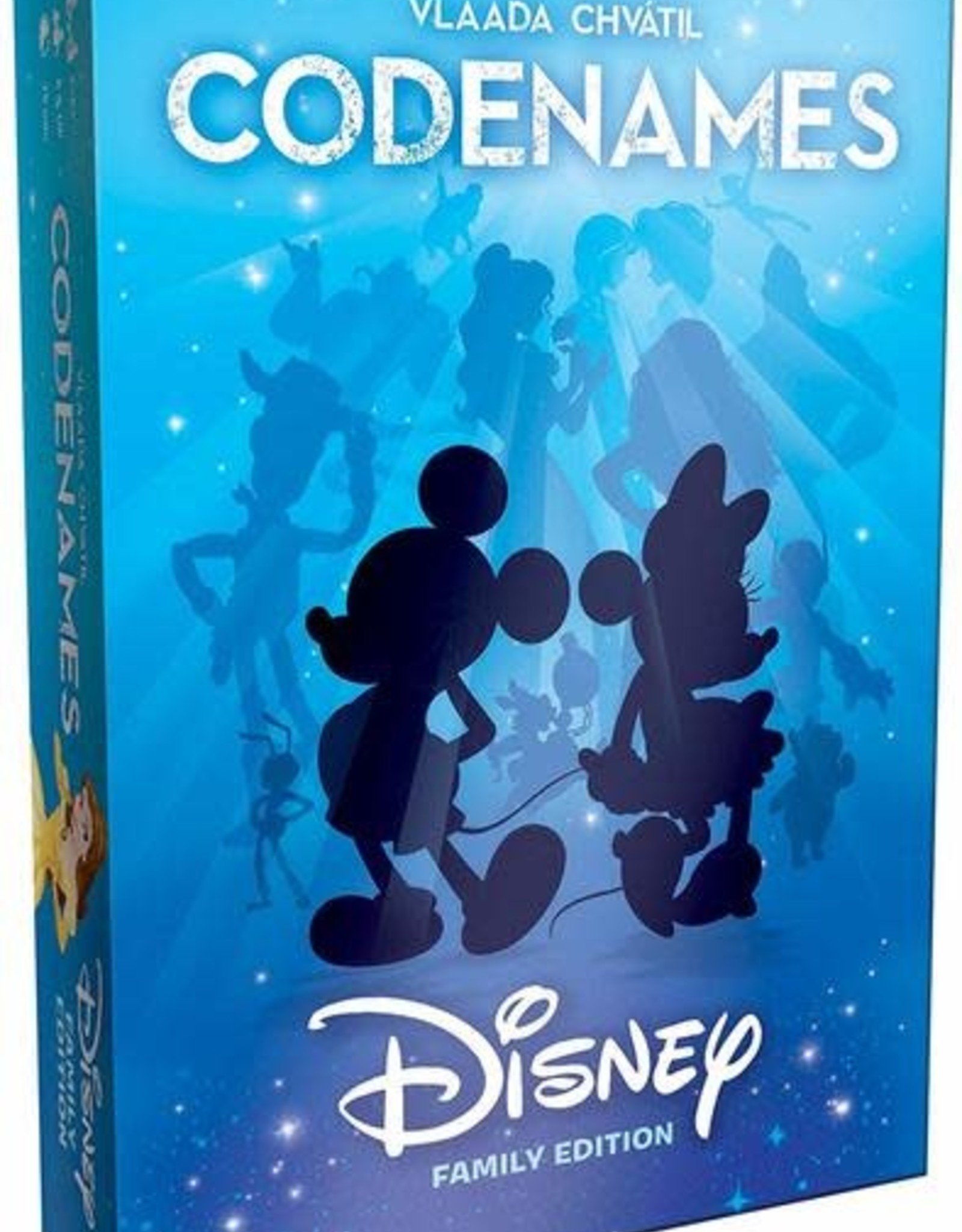 USAopoly Codenames Disney Family