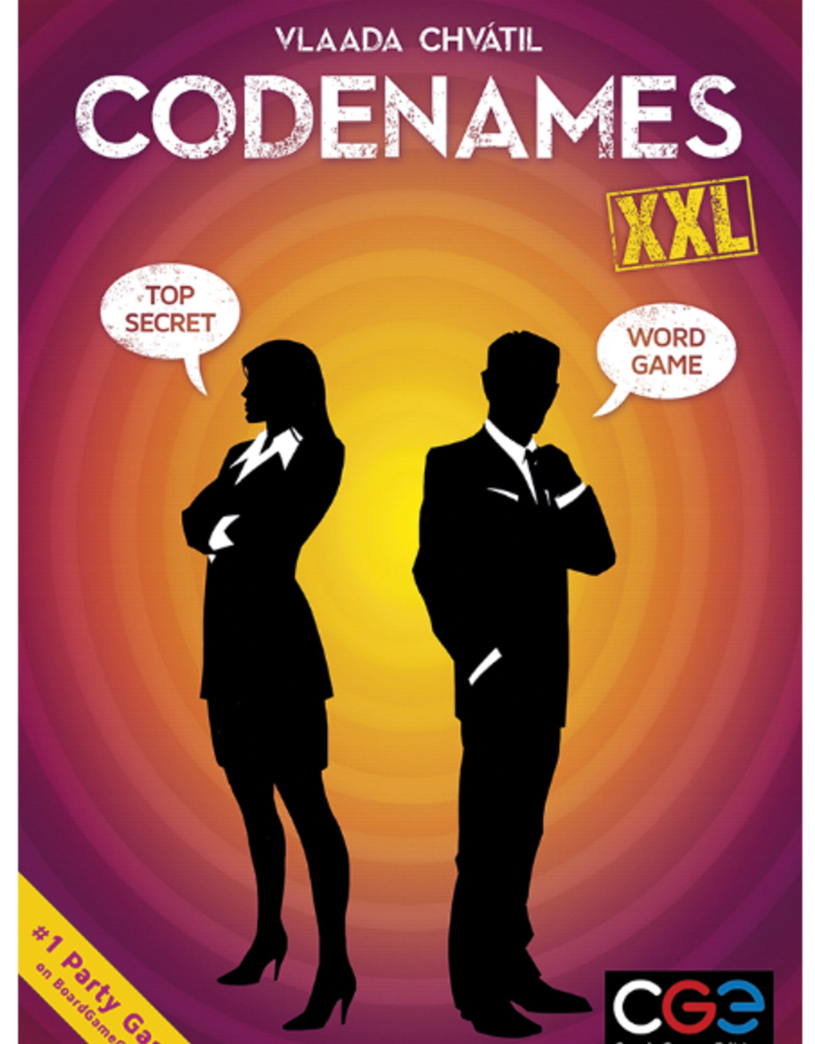 CZECH GAME EDITIONS Codenames XXL