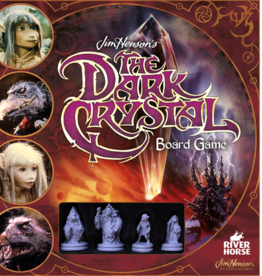 River Horse The Dark Crystal Board Game