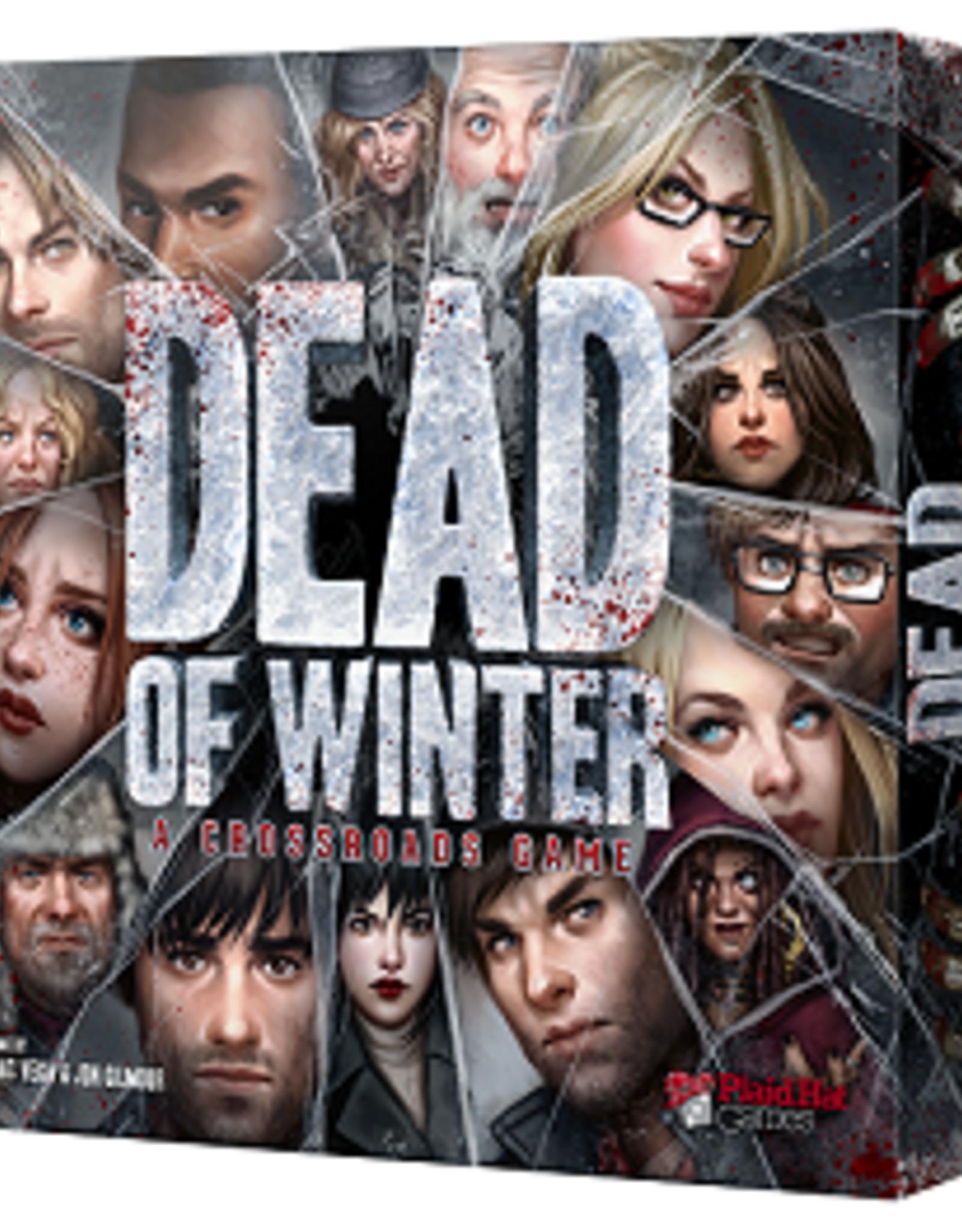 Plaid Hat Games Dead Of Winter