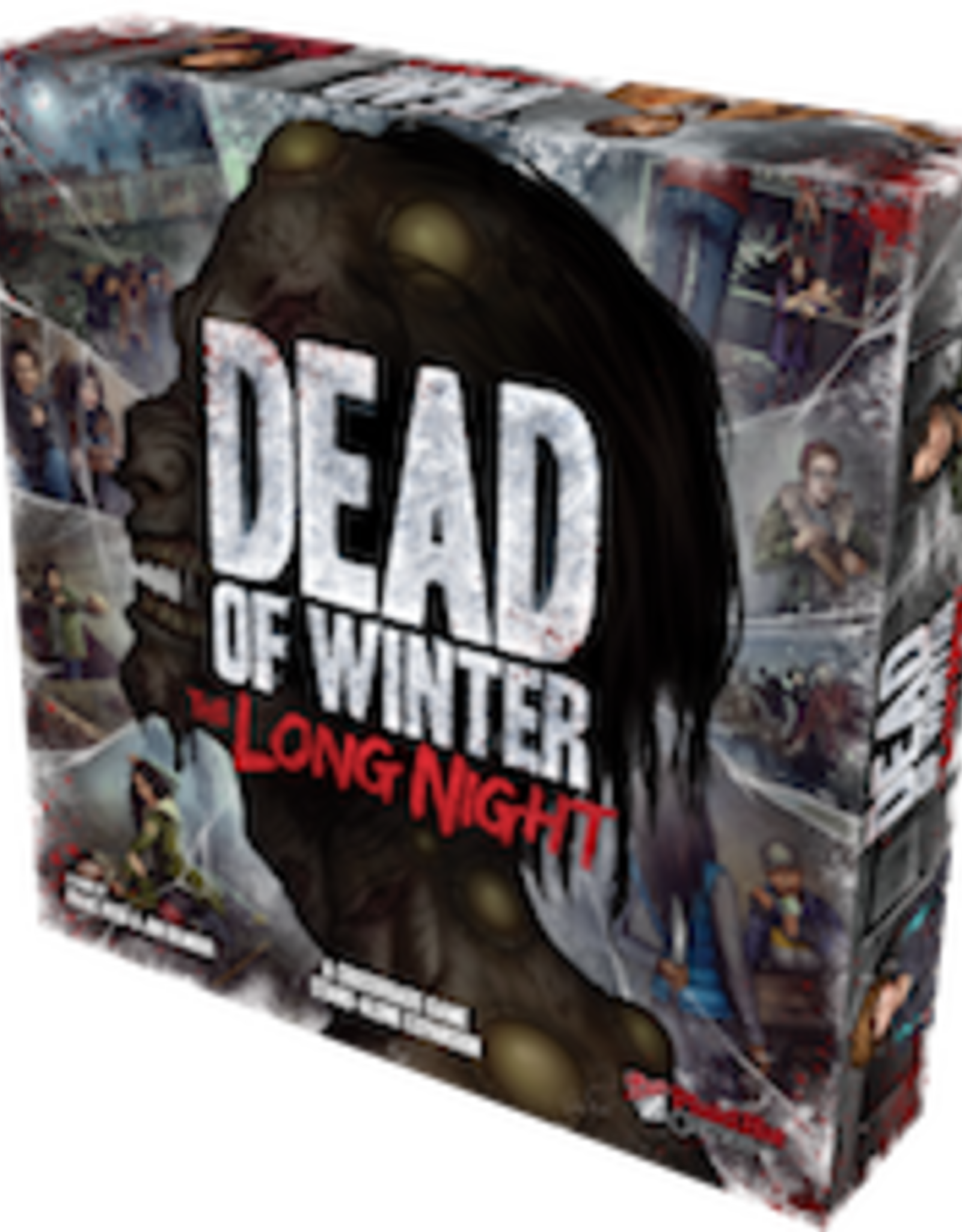 Plaid Hat Games Dead of Winter The Long Night