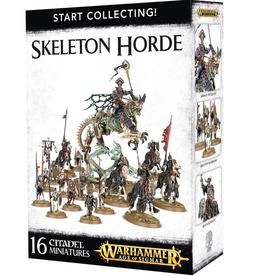 Games Workshop Start Collecting: Skeleton Horde