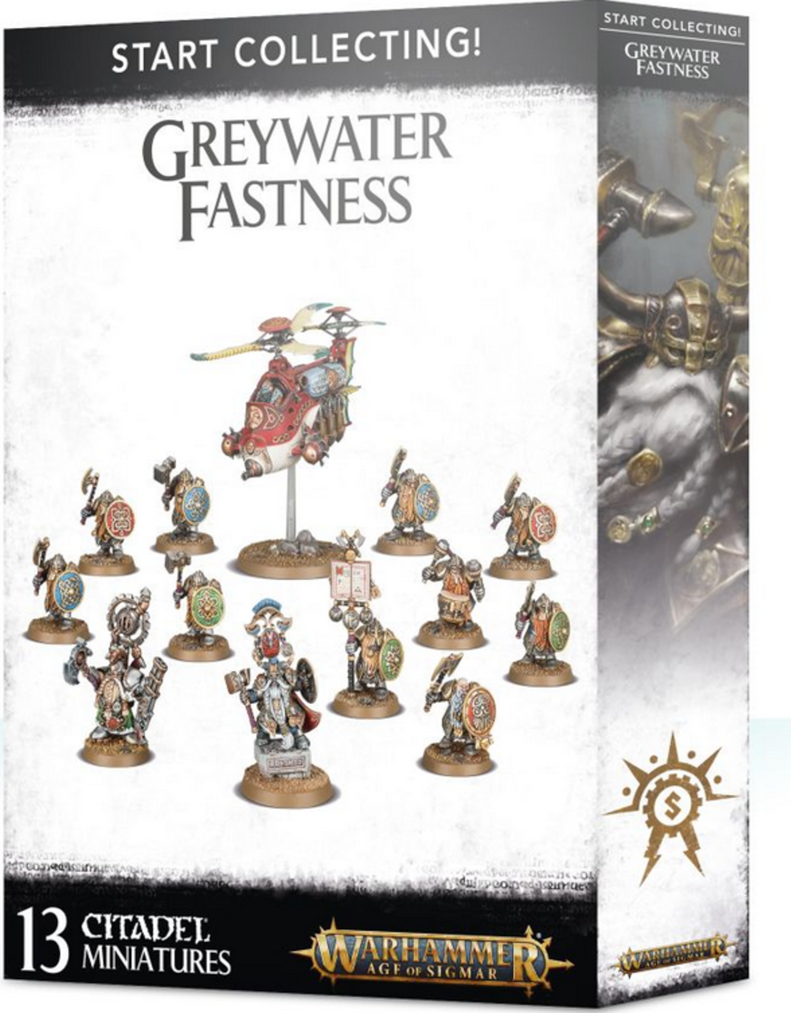 Games Workshop Start Collecting: Greywater Fastness
