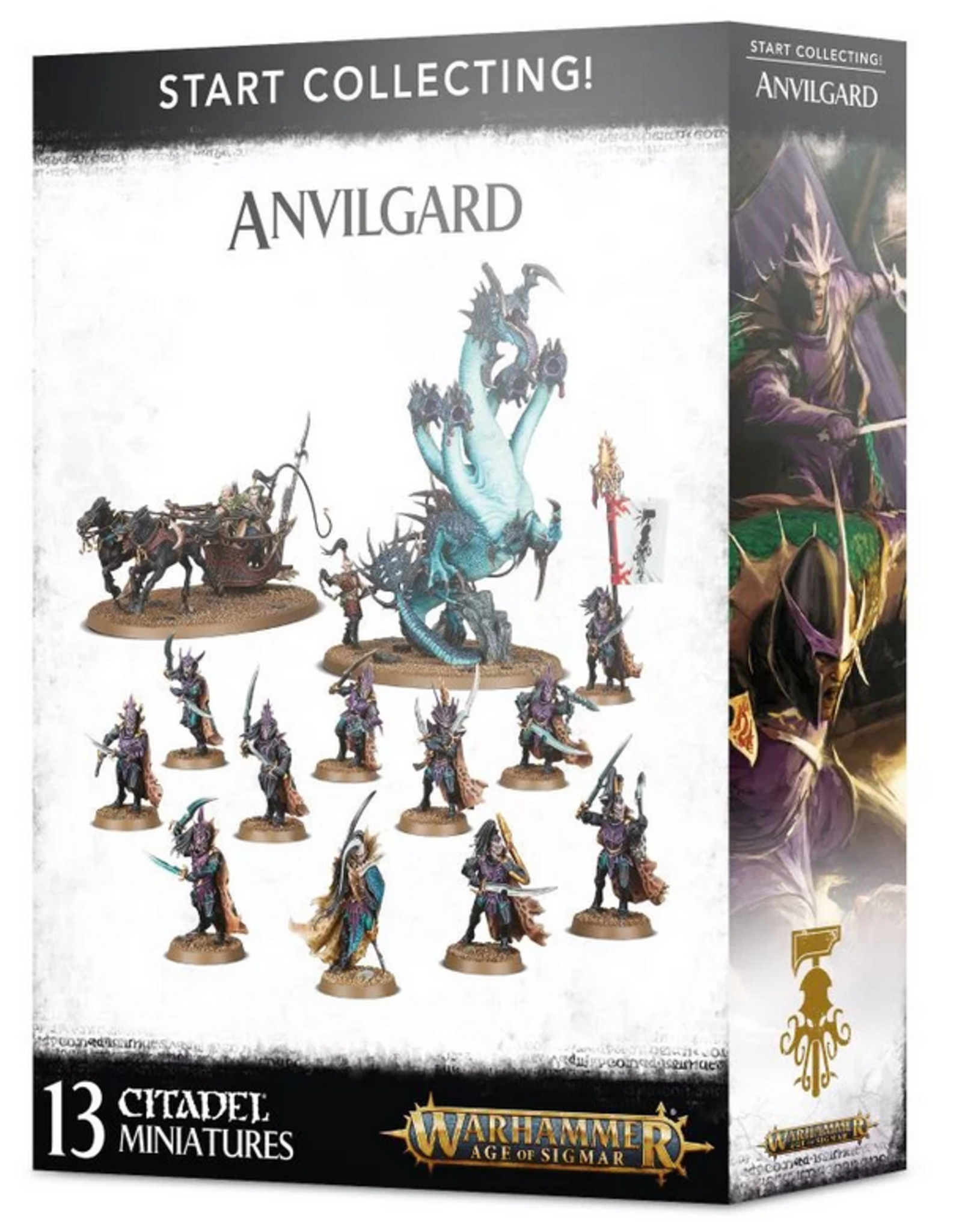 Games Workshop Start Collecting: Anvilgard