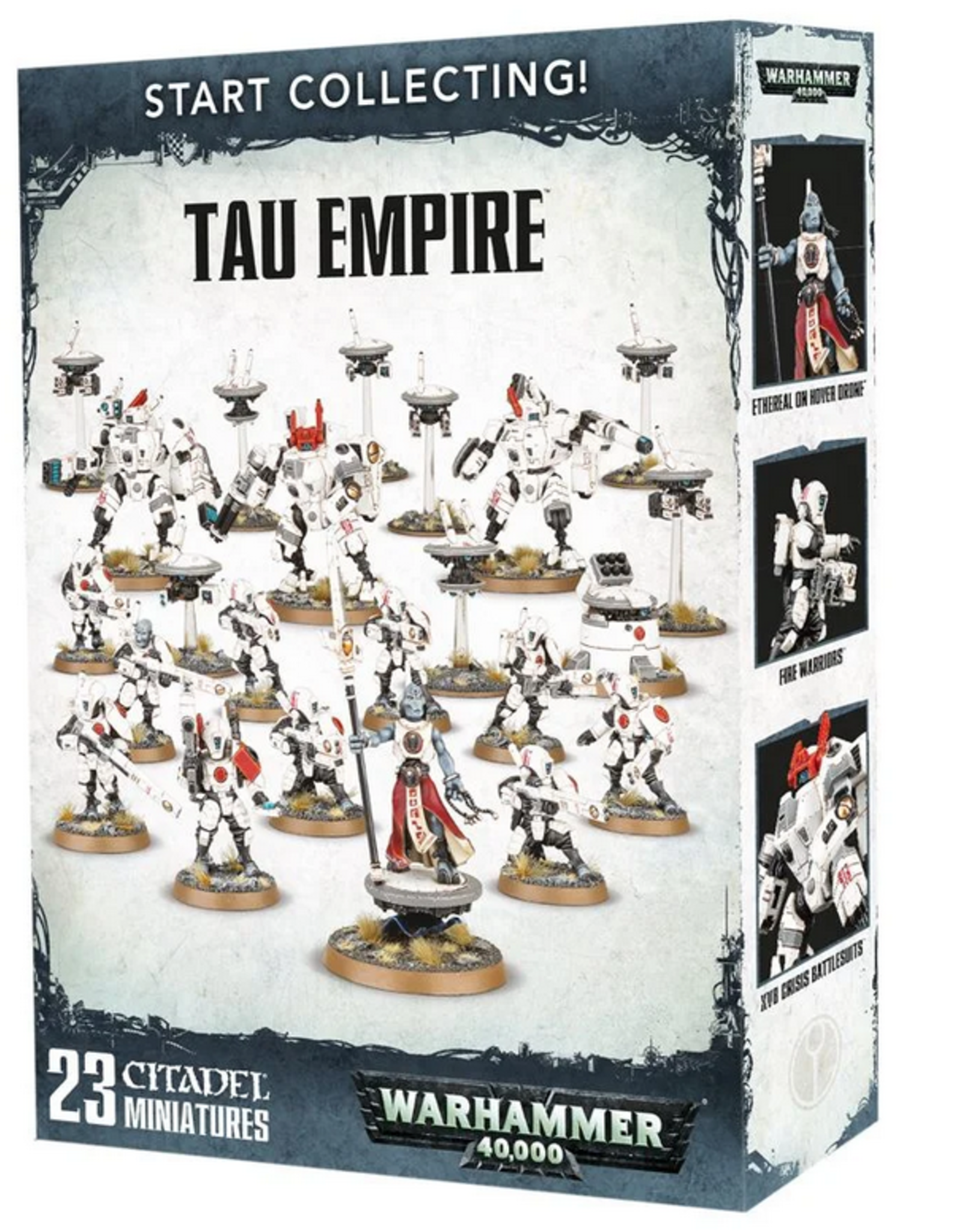 Games Workshop Start Collecting: Tau Empire