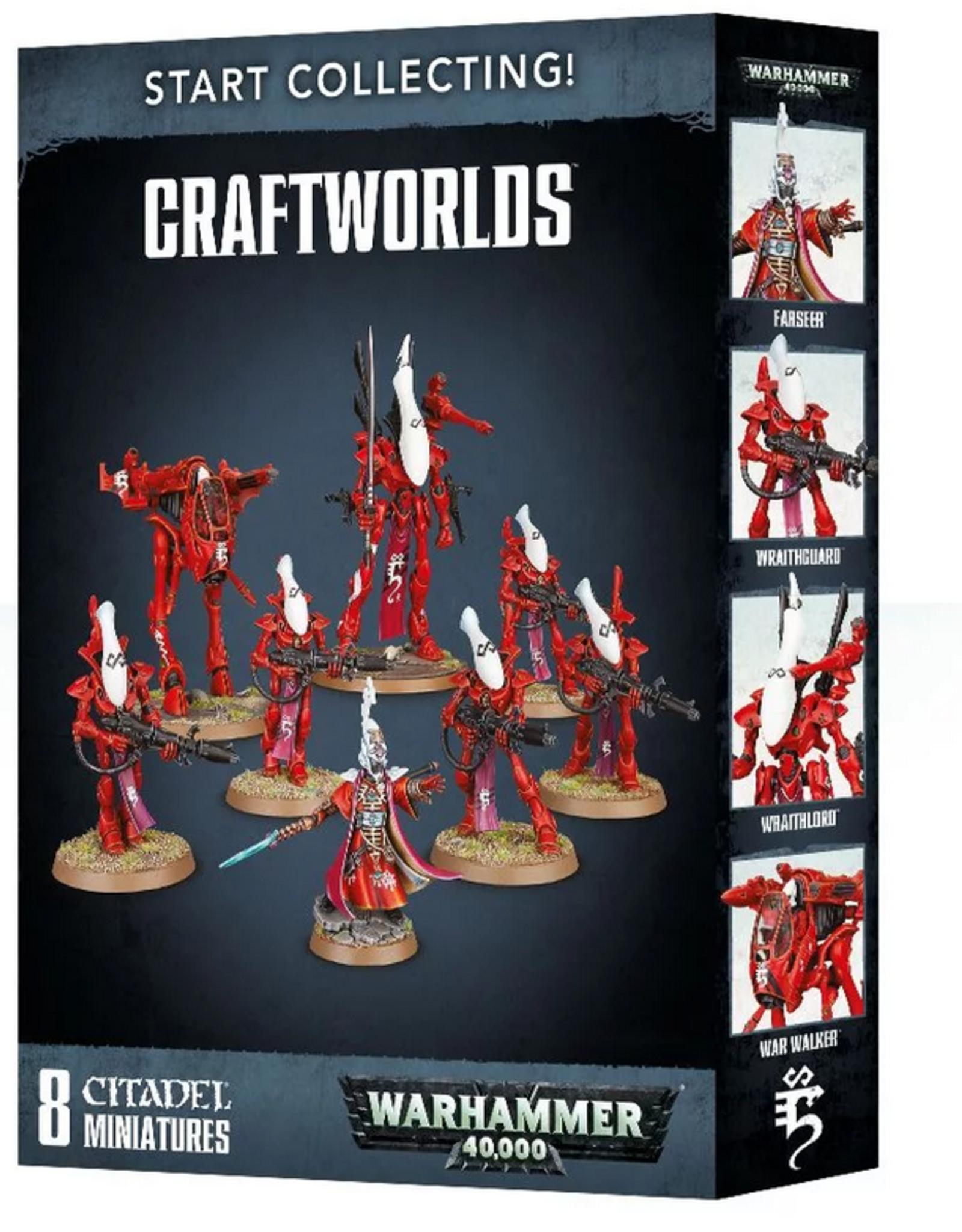 Games Workshop Start Collecting: Craftworlds