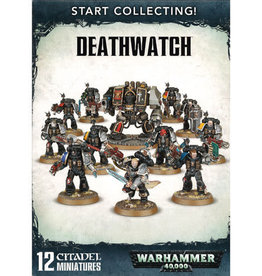 Games Workshop Start Collecting: Deathwatch