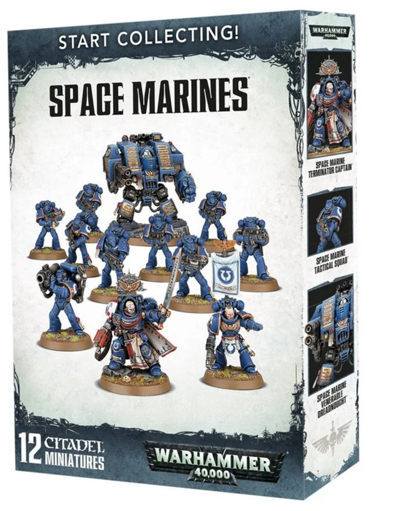 Games Workshop Start Collecting: Space Marines