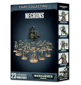 Games Workshop Start Collecting: Necrons