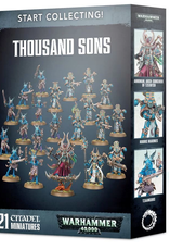 Games Workshop Start Collecting: Thousand Sons