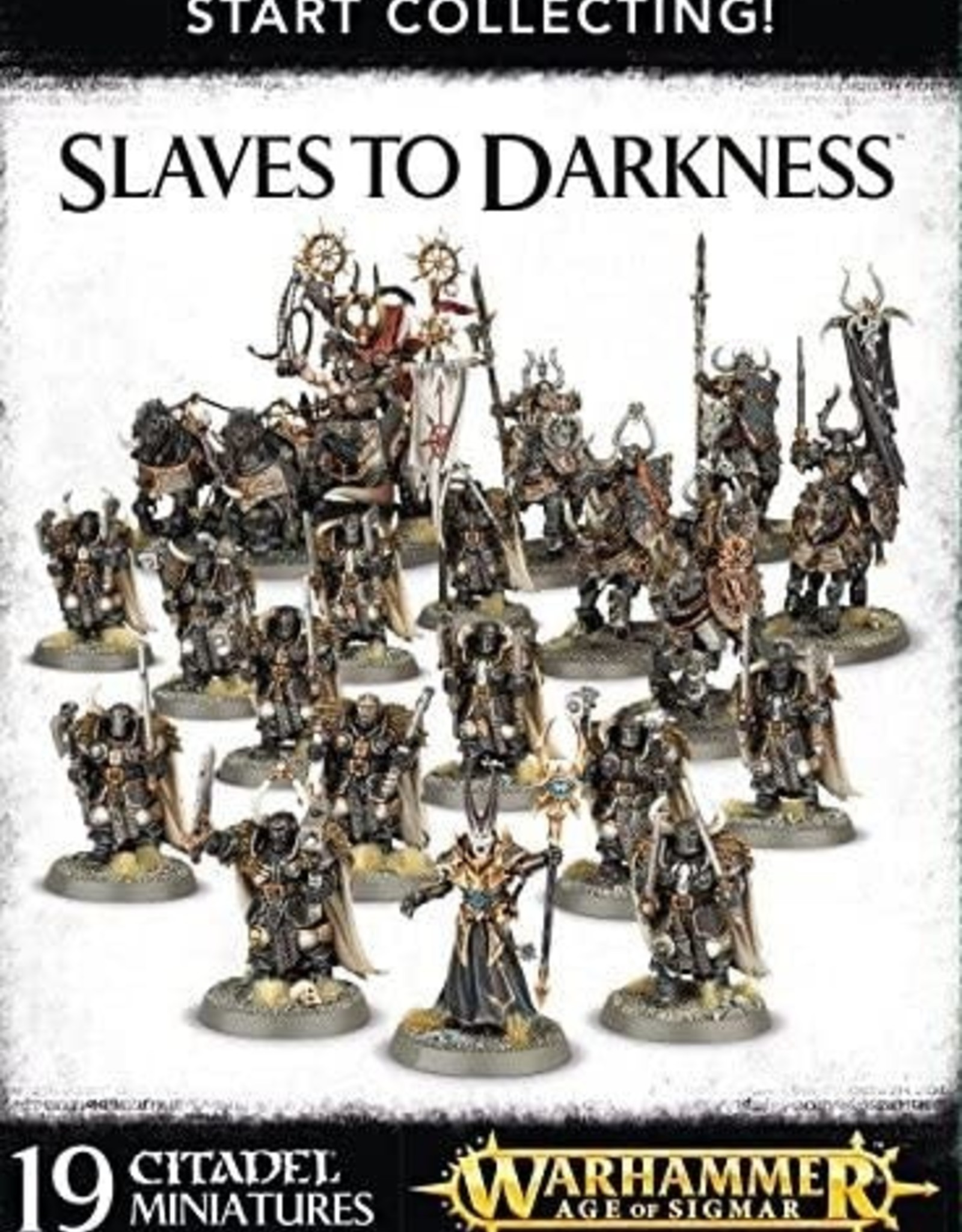 Games Workshop Start Collecting: Slaves to Darkness