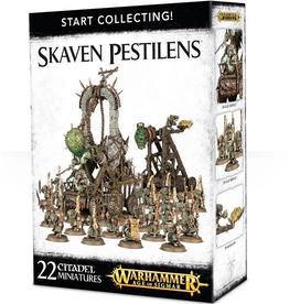 Games Workshop Start Collecting: Skaven Pestilens