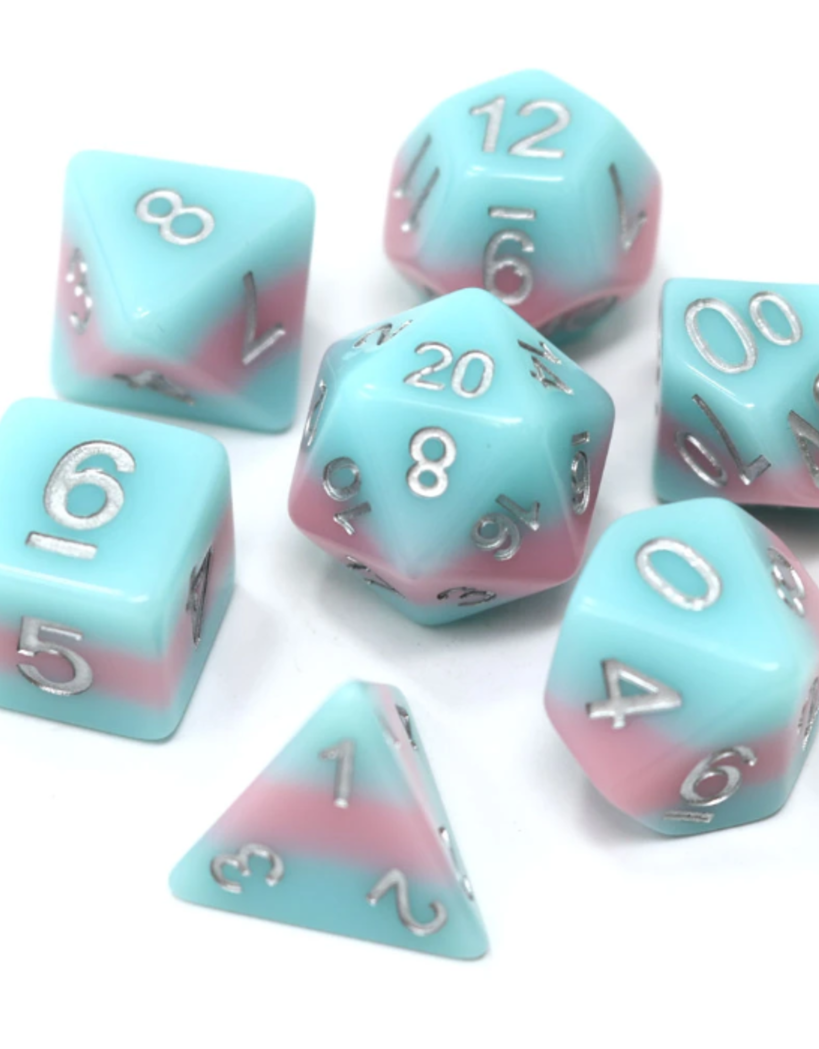 Die Hard Dice Poly Dice Set Metamorphosis