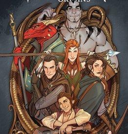 Dark Horse Comics Critical Role Vox Machina Origins v01