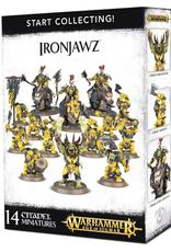 Games Workshop Start Collecting: Ironjawz