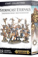 Games Workshop Start Collecting: Stormcast Eternals Thunderstrike Brotherhood