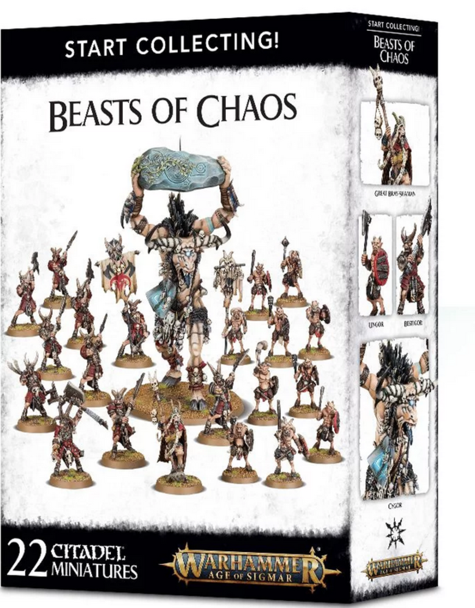 Games Workshop Start Collecting: Beasts of Chaos
