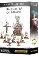 Games Workshop Start Collecting: Daughters of Khaine AOS