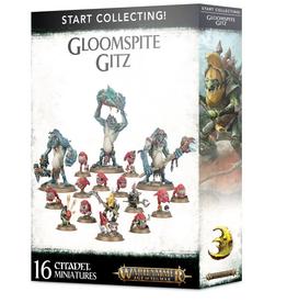Games Workshop Start Collecting: Gloomspite Gitz AOS