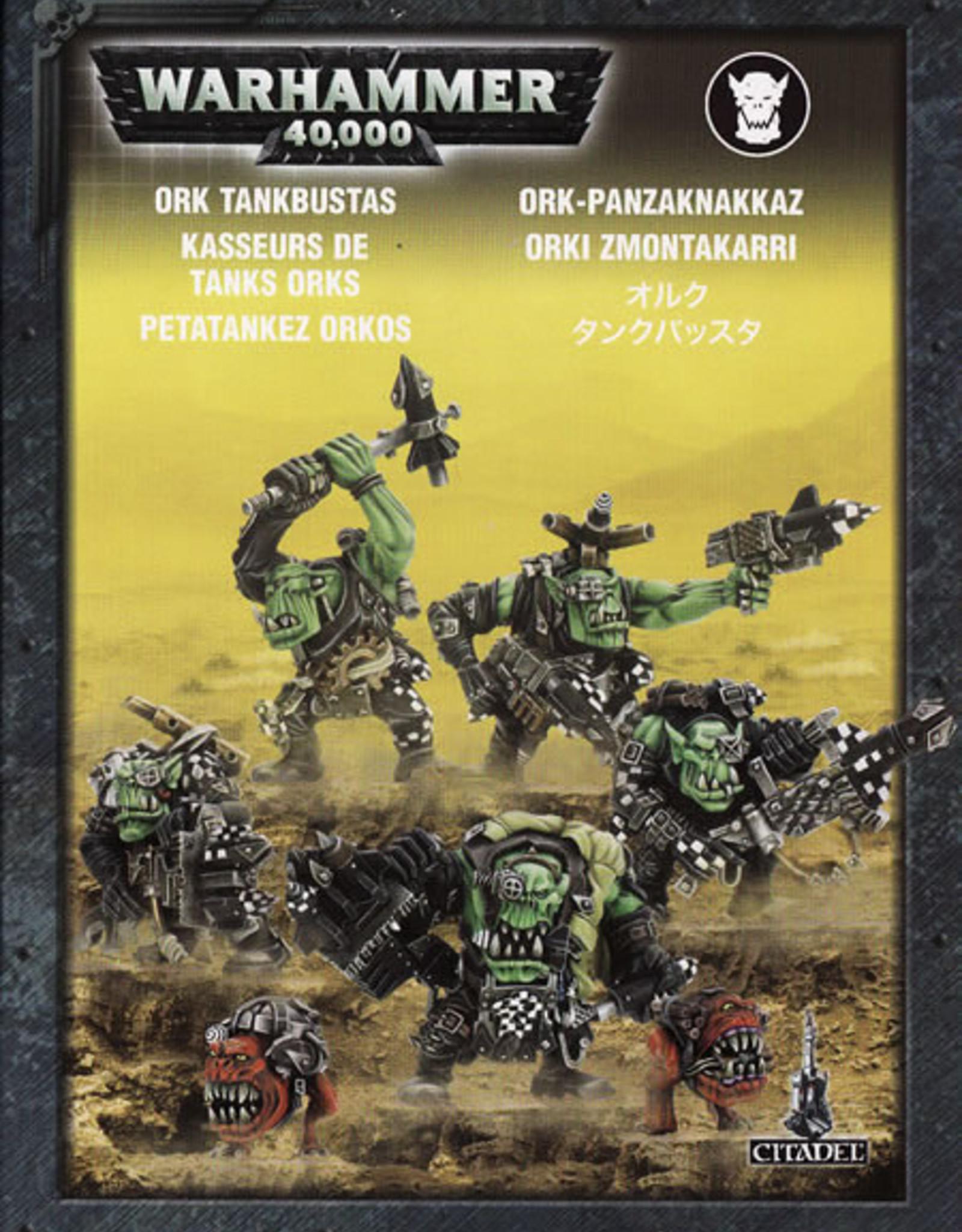 Games Workshop Orks: Tankbustas