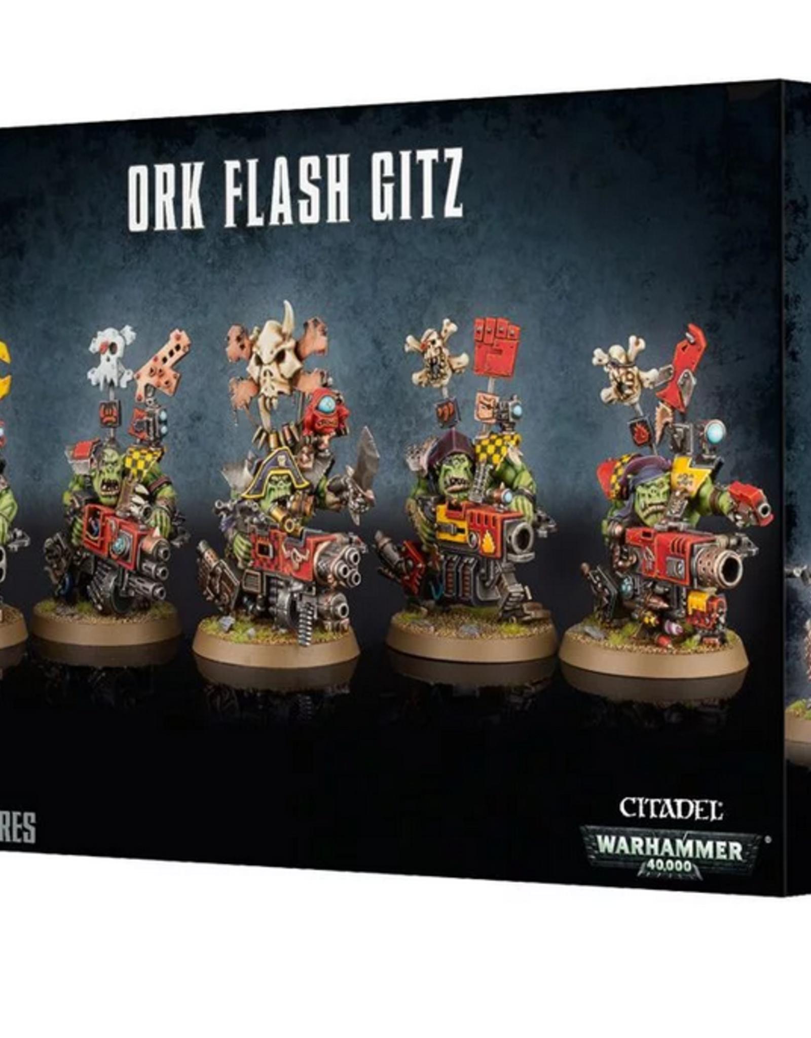 Games Workshop Orks: Flash Gitz