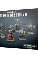 Games Workshop Orks: Warboss Grukk's Boss-Mob