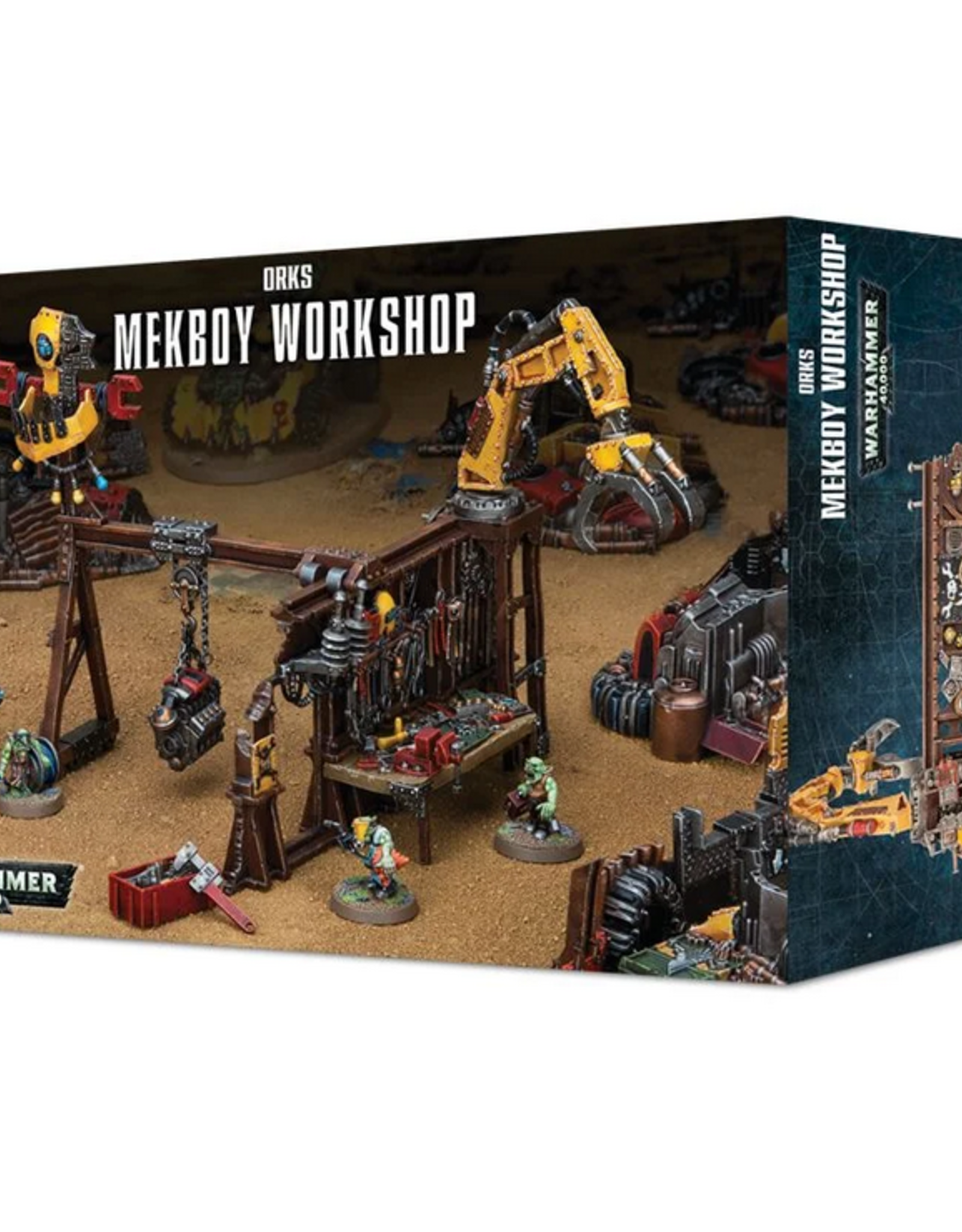 Games Workshop Orks: Mekboy Workshop