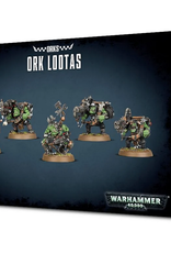 Games Workshop Orks: Lootas / Burnas