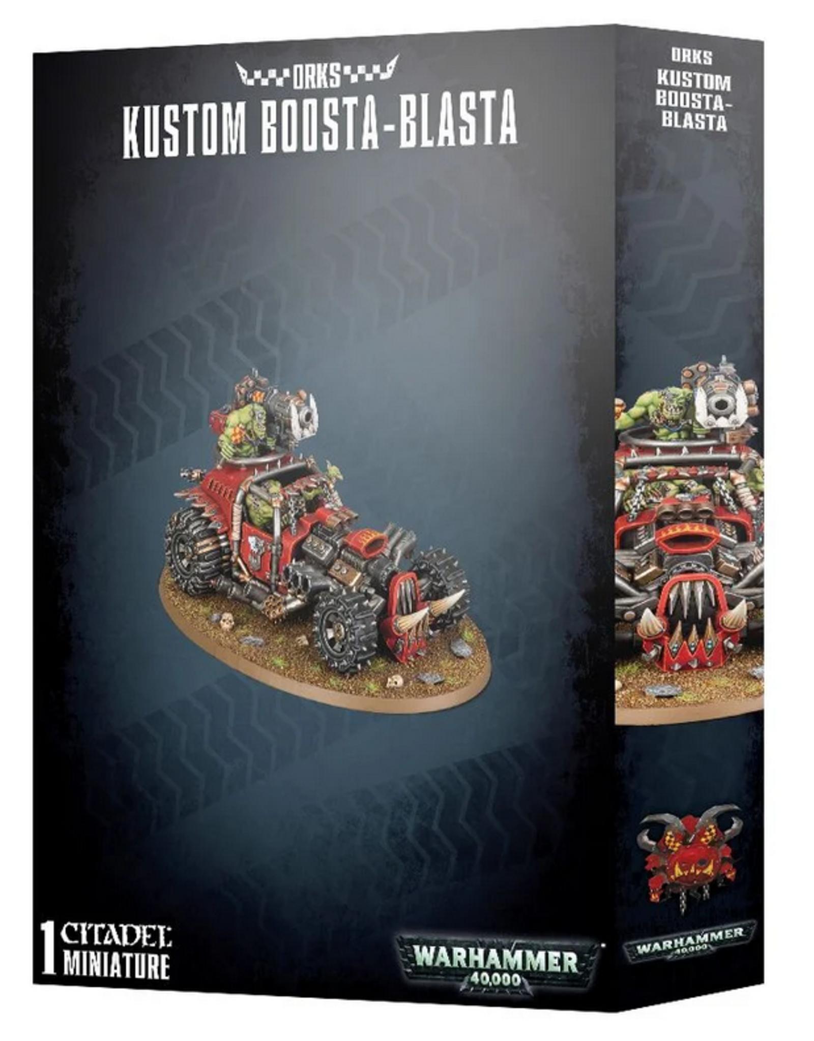Games Workshop Orks: Kustom Boosta-Blasta